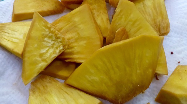 Fried Breadfruit image