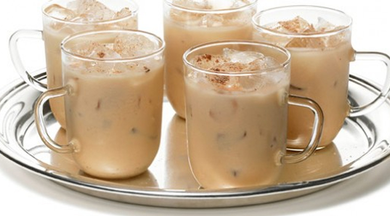 Jamaican Guinness Punch image