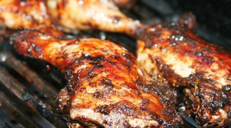 Jamaican Jerk Chicken image