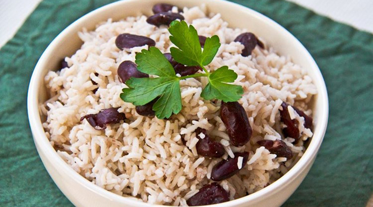 Jamaican Rice and Peas image