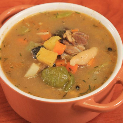 Mannish Water (Goat Soup) image